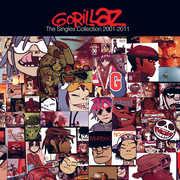 Singles Collection 2001-2011 , Gorillaz