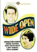 Wide Open , Edward Everett Horton