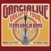 Garcialive 4: March 22nd 1978 Veteran's , Jerry Garcia
