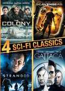 The Colony /  Scavengers /  Stranded /  Gattaca , Jeremy Burnham
