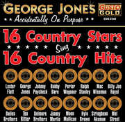 16 Country Stars Sing 16 Country Hits , George Jones