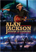 Keepin It Country: Live at Red Rocks , Alan Jackson