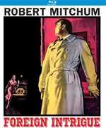 Foreign Intrigue , Robert Mitchum