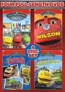 Chuggington: 4-Pack