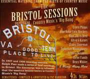 The Bristol Sessions 1927-28-Country Music's Big Bang , Various Artists