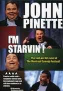 I'm Starvin , John Pinette