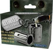 Barbuzzo Revolver Shot Glass 2 Piece Set