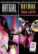 Batgirl: Year One /  The Batman Adventures: Mad Love: Motion Comics Collection , Arleen Sorkin