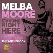 Standing Right Here: Anthology - Buddah & Epic [Import] , Melba Moore