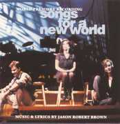 Songs for a New World /  O.C.R. , Cast Recording