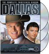 Dallas: The Complete Thirteenth Season , Larry Hagman