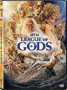 League of Gods , Jet Li