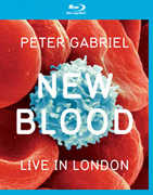 New Blood: Live in London , Peter Gabriel