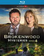 Brokenwood Mysteries: Series 4 , Neill Rea