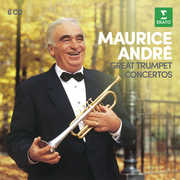 Great Trumpet Concertos , Maurice Andre