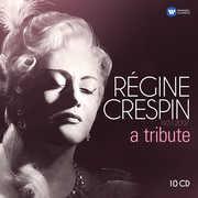 Portrait , Regine Crespin