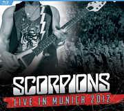 Live In Munich 2012 , Scorpions