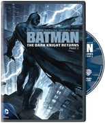 Batman: The Dark Knight Returns Part 1 , Peter Weller