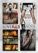 Love Kills 4-Pack , Amber Heard