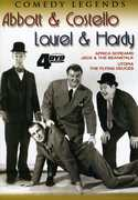 Abbott and Costello /  Laurel and Hardy , Bud Abbott