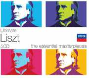 Ultimate Liszt /  Various , Various Artists