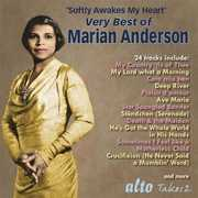 Very Best Of Arias Songs Anthems Spirituals , Marian Anderson