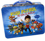Paw Patrol Lg Carry All Tin (Blue)