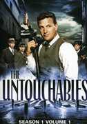 The Untouchables: Season 1 Volume 1 , Alan Hale, Jr.