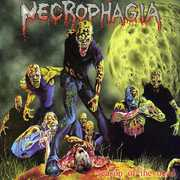 Season of the Dead , Necrophagia
