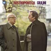 Cello Concerto & Saint-Saens /  Cello Concerto No 1 , Mstislav Rostropovich