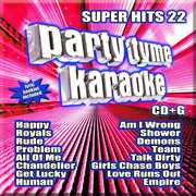 Party Tyme Karaoke : Super Hits 22 , Various Artists