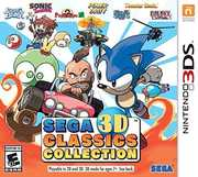 Sega 3D Classic Collection for Nintendo 3DS