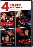 4 Film Favorites: Nightmare on Elm Street 1-4 , Mark Patton