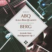 Lyric Suite , Alban Berg Quartett