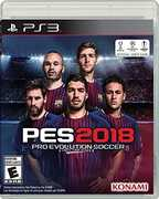 Pro Evo Soccer 2018 for PlayStation 3