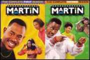 Martin: Seasons 1-2 , Martin Lawrence
