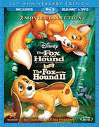 Fox & the Hound: 2 Movie Collection , Jack Albertson