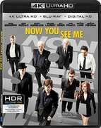 Now You See Me 4K , Jesse Eisenberg