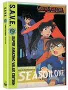 Case Closed: Season One - S.A.V.E. , Jerry Jewell