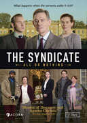 Syndicate, The: All or Nothing , Anthony Andrews