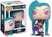 FUNKO POP! GAMES: LEAGUE OF LEGENDS - JINX