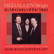 In Memory of the Man: Dedicated to Lester Flatt , Red Allen