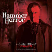 Hammer Horror Classic Themes (original Soundtrack) , Various