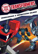 Transformers Robots In Disguise Collection: Overloaded And Decepticon , Peter Cullen