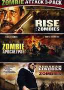 Abraham Lincoln V Zombies/ Zombie Apocalypse/ Rise O , Ben Frank
