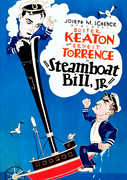 Steamboat Bill JR , Buster Keaton
