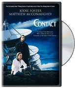 Contact [Widescreen] [Amaray] [Repackaged] , Jodie Foster