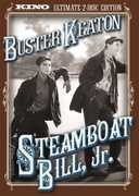 Steamboat Bill Jr: Ultimate Edition , Buster Keaton