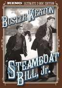 Steamboat Bill JR: Ultimate Edition , Buster Keaton