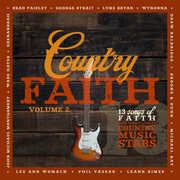 Country Faith, Vol. 2 , Various Artists